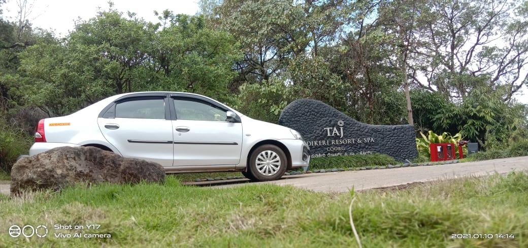 Mangalore to Taj bekal