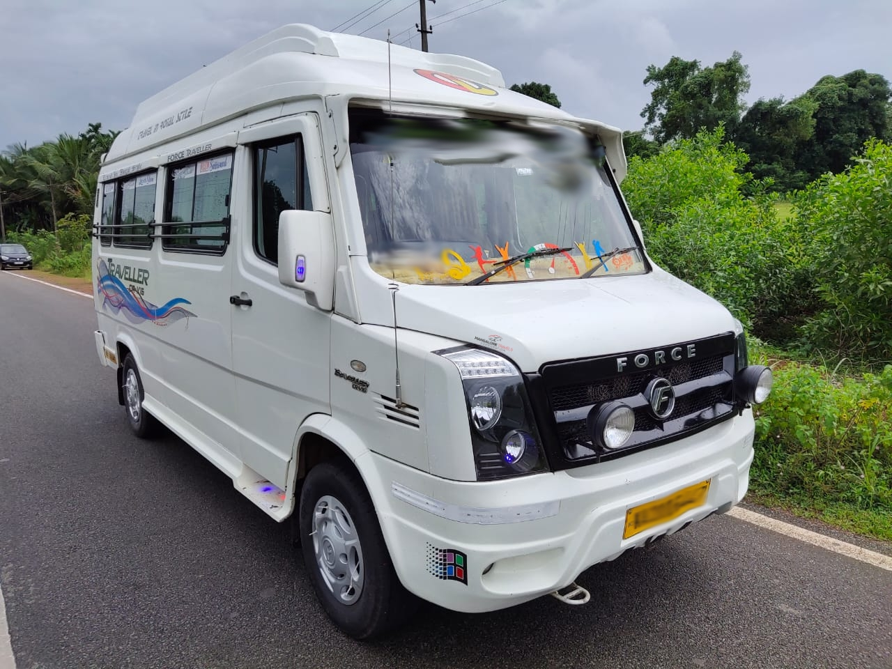 tempo traveller hire in Mangalore