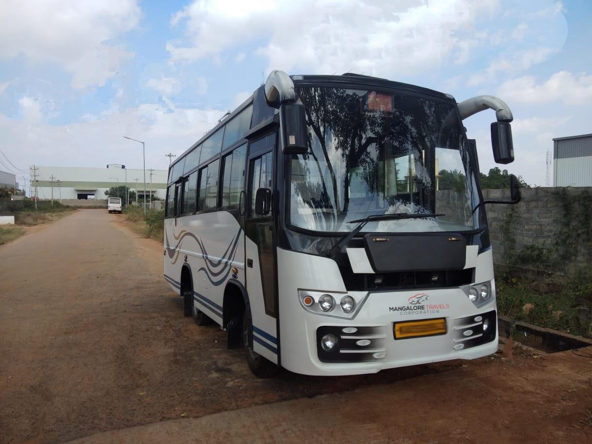 Minibus hire in Mangalore
