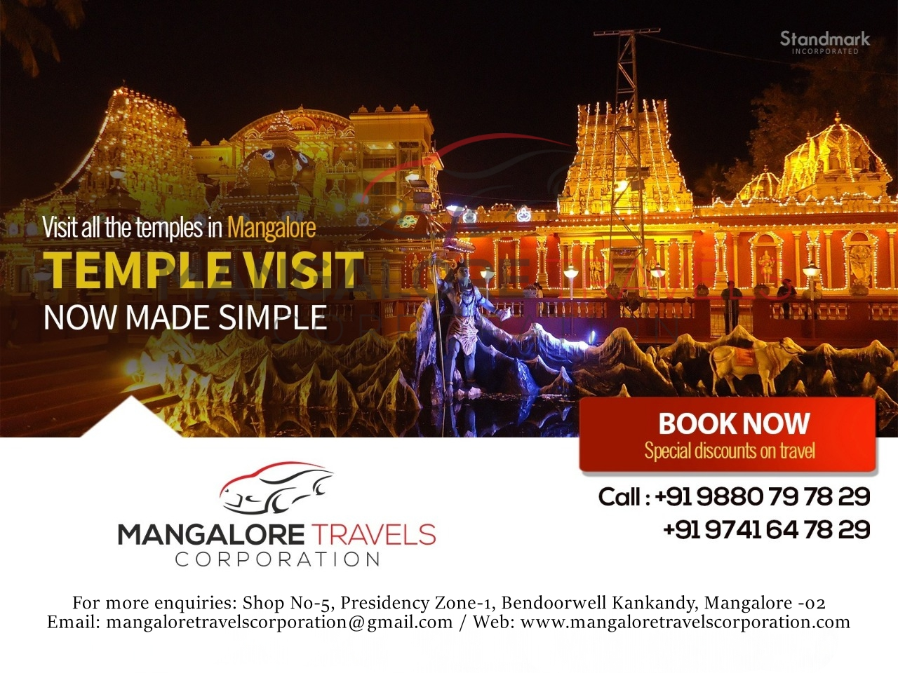 Mangalore temple tour